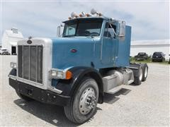 2003 Peterbilt 378 T/A Day Cab Truck Tractor