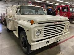 1970 Ford F600 S/A Water Truck