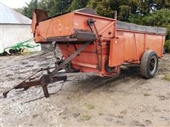 Roorda Feeder/Mixer Wagon