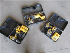 Dewalt Cordless 18v Tools