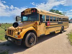 2006 Blue Bird 60 Passenger Bus