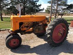 1949 Minneapolis Moline Z 2WD Tractor