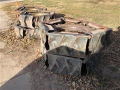 Agri Trac Pivot Tires W/Tracks & Rims