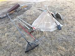 Grain Handling/Bin Sight Equipment
