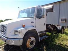 1999 Freightliner FL70 S/A  Roll Off Truck