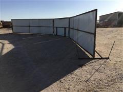 2019 Shop Built Livestock Wind Break