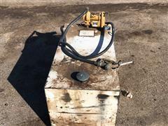 Delta 48400 100 Gallon Square Fuel Tank