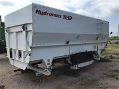 2009 Mmi Hydromax 1132 BH Unmounted Mixer Feeder Box