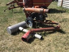 Ford 6-Cyl Natural Gas Power Unit W/Pump
