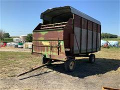 Badger Forage Wagon