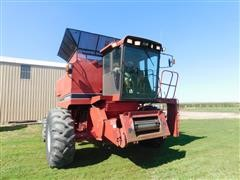 1989 Case International 1660 Axial Flow Combine