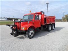 1999 International Navistar 4900 T/A Dump Truck