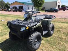 2009 Polaris Sportsman 500 HO ATV