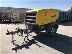 2016 Atlas Copco XAS 110 Portable Air Compressor