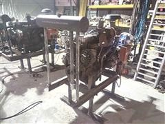 Isuzu 6BG1T Diesel Power Unit