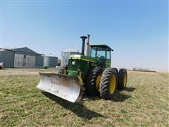 John Deere 8630 4WD Tractor