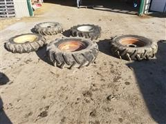 Irrigation Pivot Wheels & Tires