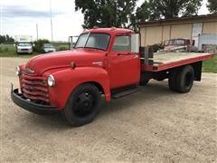 1949 Chevrolet 6400 Flatbed Truck