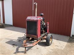 2002 Case IH 6591T Power Unit W/Cart