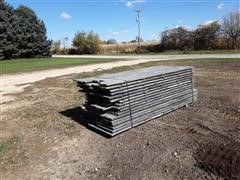 2017 White Pine 4 X 4 Lumber