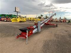 2015 Hutchinson Mayrath 10x85 Conveyor W/Electric Motor