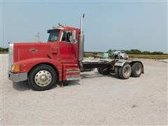 1989 Peterbilt 377 T/A Cab & Chassis