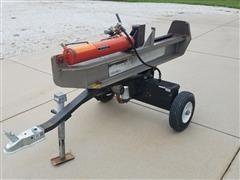 Huskee Premium Series Horizontal/Vertical 28-Ton Log Splitter