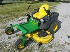 2008 John Deere Z445 Zero-Turn Lawn Mower