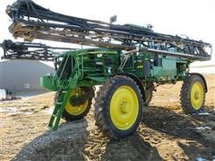 2012 John Deere 4730 Sprayer