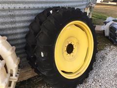 T&L 11.2x38 Pivot Tires/Wheels