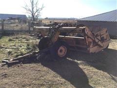 Soil Mover 850-RF Scraper