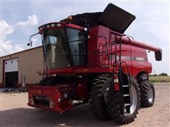 2010 Case IH 6088 AFS Combine