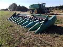 1995 John Deere 1293 (Converted To 1093) Corn Header