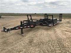 2014 B-B T/A Sprayer Trailer