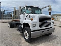 1995 Ford L9000 T/A Cab And Chassis