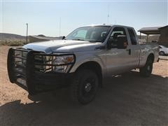 2015 Ford F250XLT Super Duty 4x4 Extended Cab Pickup