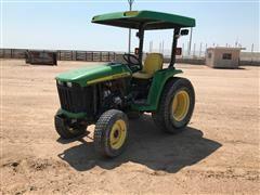 2013 John Deere 3038 Compact Utility Tractor