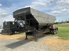 2007 KBH T/A Tender Trailer