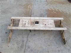 B&W Turnover Ball Frame For 5th Wheel Attachment