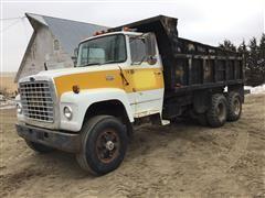 1979 Ford LT8000 T/A Dump Truck