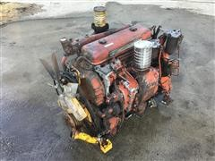 GM 4055-C Detroit Diesel Engine