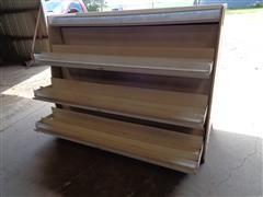 Shop Tools Parts Storage Cabinet