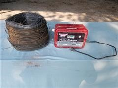 Parmak Mark 6 Fence Charger & Electric Fence Wire