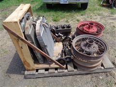 Ford Model A Antique Auto Parts