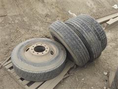 Truck Trailer Tires & Rims