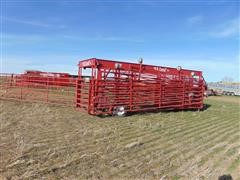 Titan West Inc O K Corral Sr Portable Corral