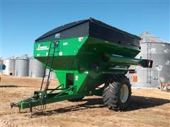 2013 Unverferth 839 Grain Cart