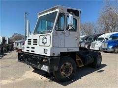 2010 Capacity Yard Hostler Truck
