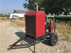 Case IH PX85 Irrigation Power Unit