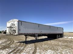 2008 Wilson DWBT-650 Tri/A Live Bottom Trailer